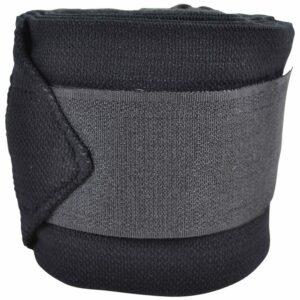 Fleece/elastisk Linda Basic 3,5 M Svart