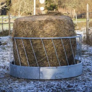 Foderhäck för får, 1,7 m ø, 4-delar