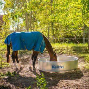 Foderhäck för häst och nöt, 1,8 m ø4-delar